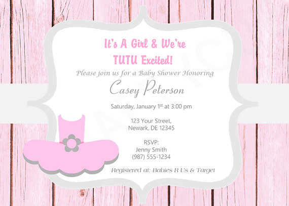 Baby Tutu For Invitation Picture Clipart - Clipart Kid