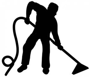 Floor and Carpet Cleaners Clip Art