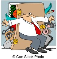 Clutter Clipart And Stock Illustrations  385 Clutter Vector Eps
