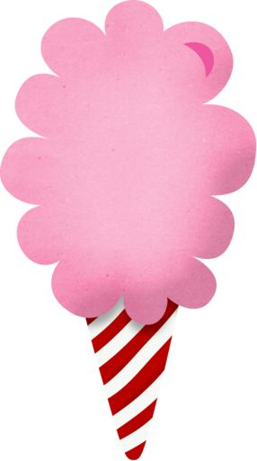 Back To School Border Clip Art Carnival Cotton Candy ...