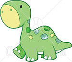 Dinosaur Clipart Baby Cake Ideas And Designs