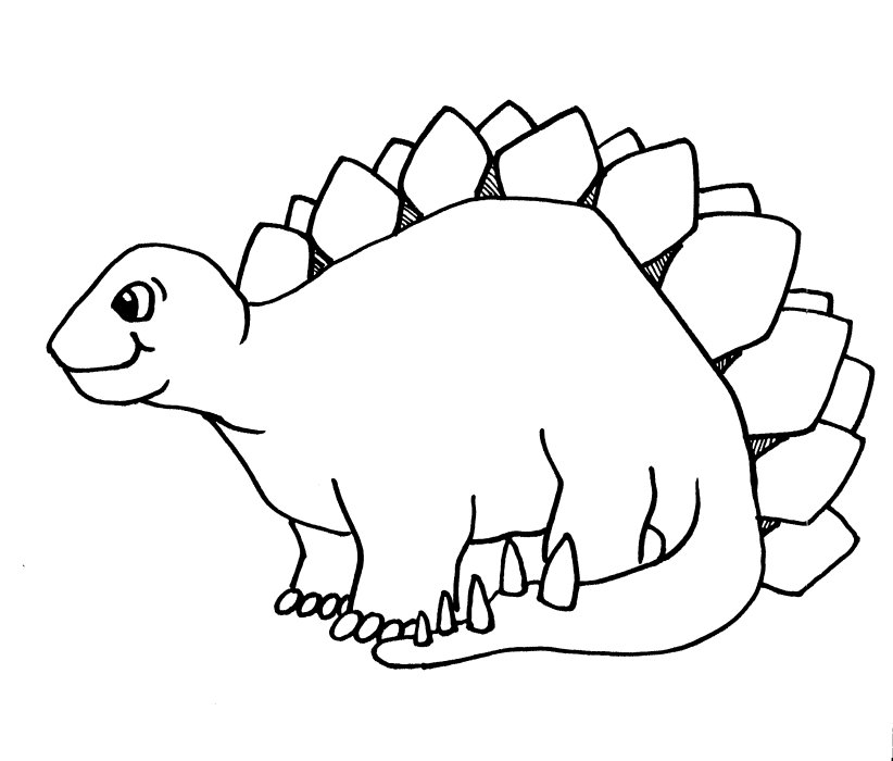 Dinosaur Coloring Pages   Free Printable Pictures Coloring Pages For