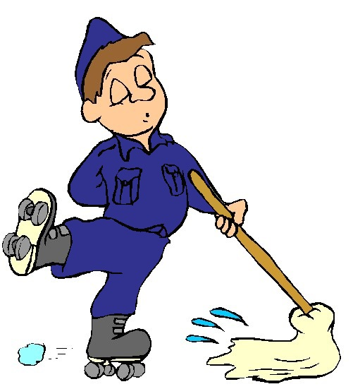 Floor Cleaning Clipart Clipart Suggest