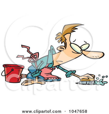 Floor Cleaning Clipart Clipart Kid