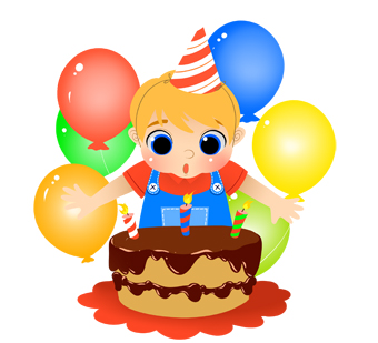 1st Birthday Cake Clipart   Clipart Panda   Free Clipart Images