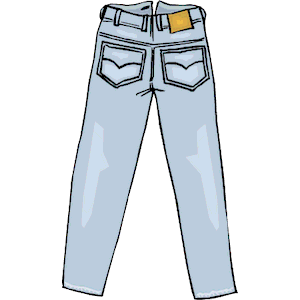 Blue Jeans Day Clip Art Images   Pictures   Becuo