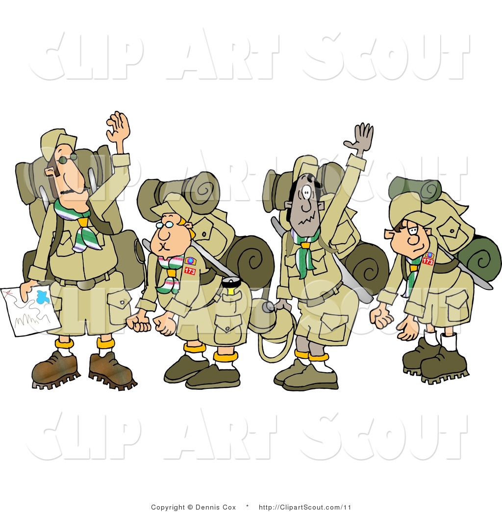 Boy Scout Rank Clip Art