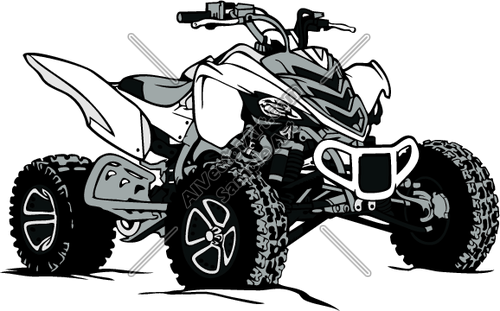 Four Wheeler Clip Art : Atv clipart suggest