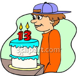 Happy Birthday Boy Clipart Boy Birthday Cake Clip Art 10 Jpg