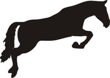 Horse Jumping Clipart   Clipart Panda   Free Clipart Images