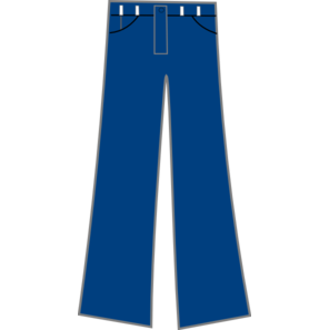 Jeans Day Clip Art