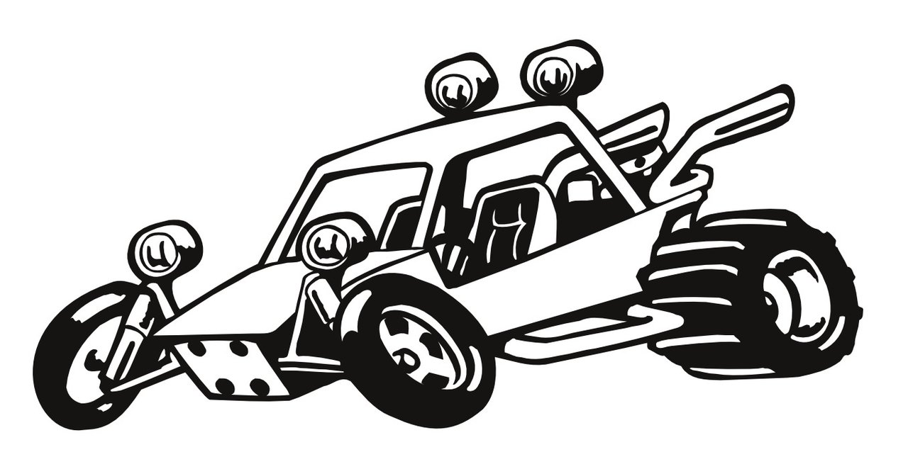 Off Road Buggy Clipart