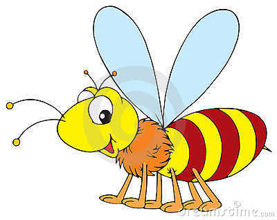 Wasp Clip Art   Clipart Panda   Free Clipart Images