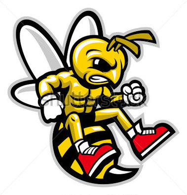 Download Source File Browse   Animals   Wildlife   Hornet Mascot