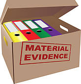 Evidence Clipart And Illustrations