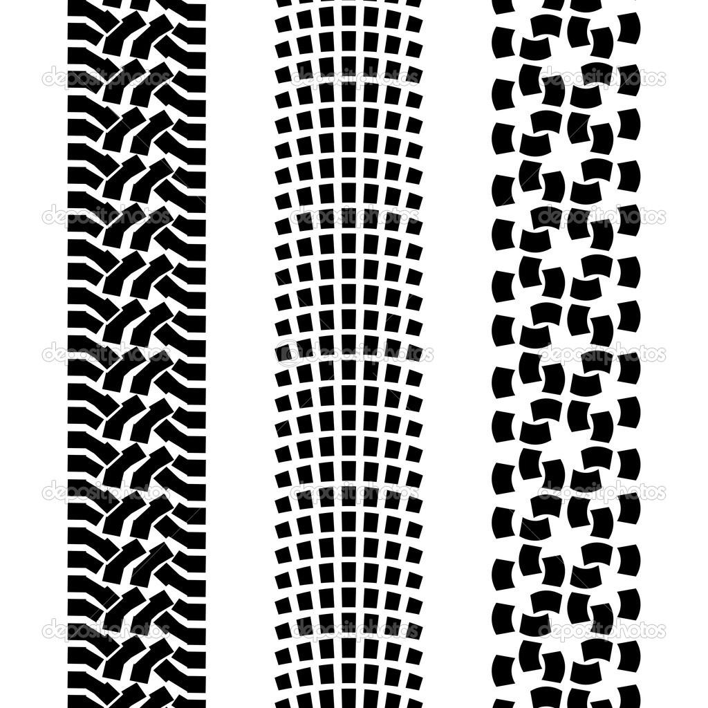 4x4 tyres patterns