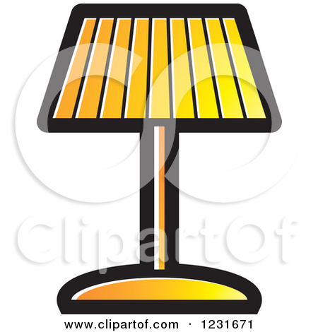 Royalty Free  Rf  Lamp Clipart Illustrations Vector Graphics  1