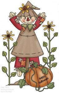 Say Happy Halloween With This Cute Country Clipart As Is Or Turn It