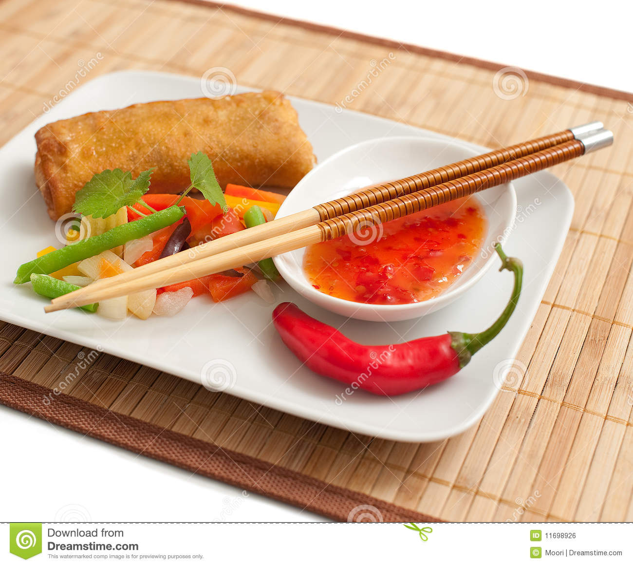 Asian Food Royalty Free Stock Image   Image  11698926