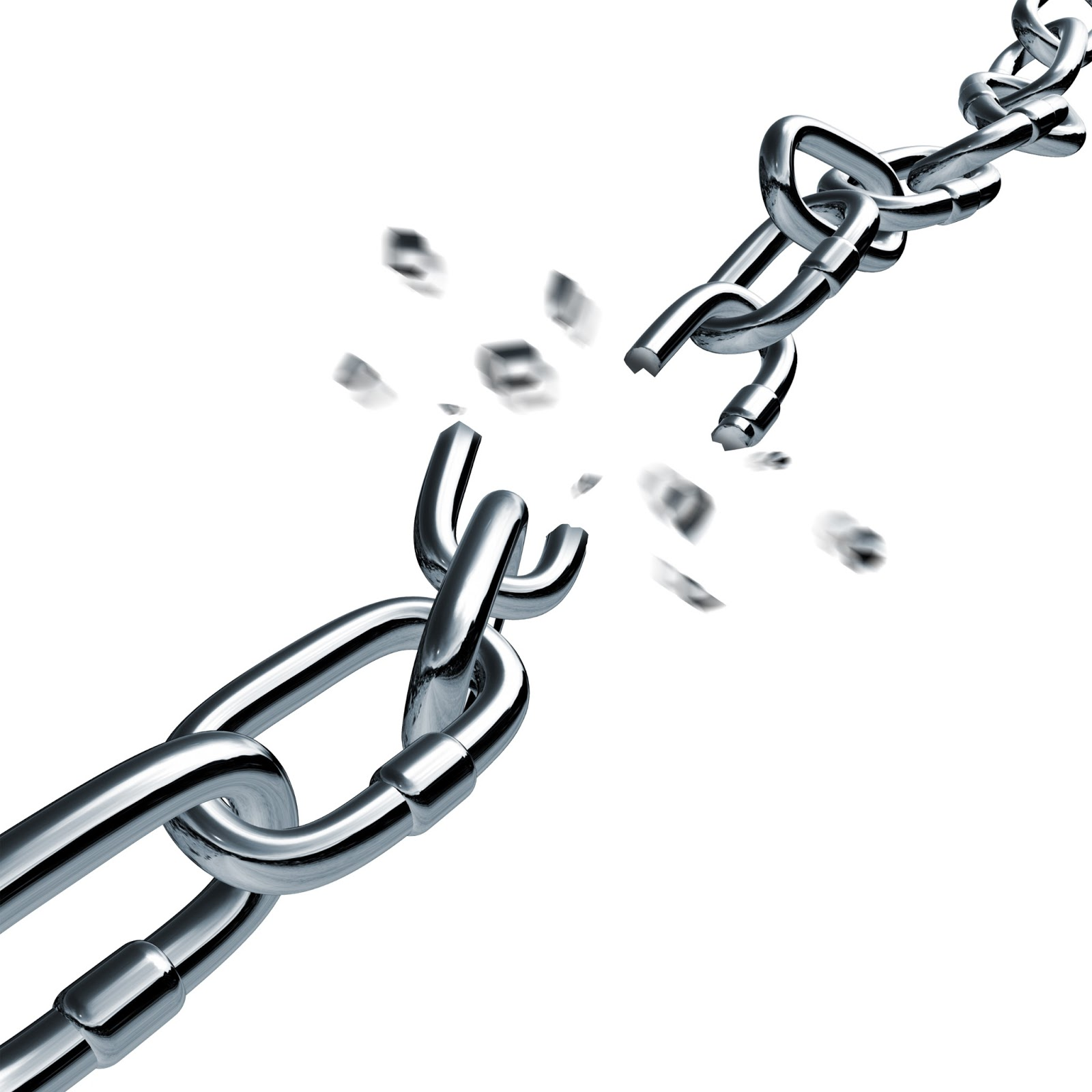 Breaking Chains Clip Art