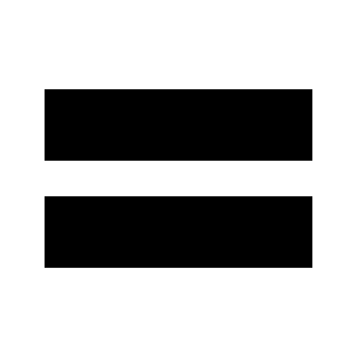 Equal Sign Clip Art
