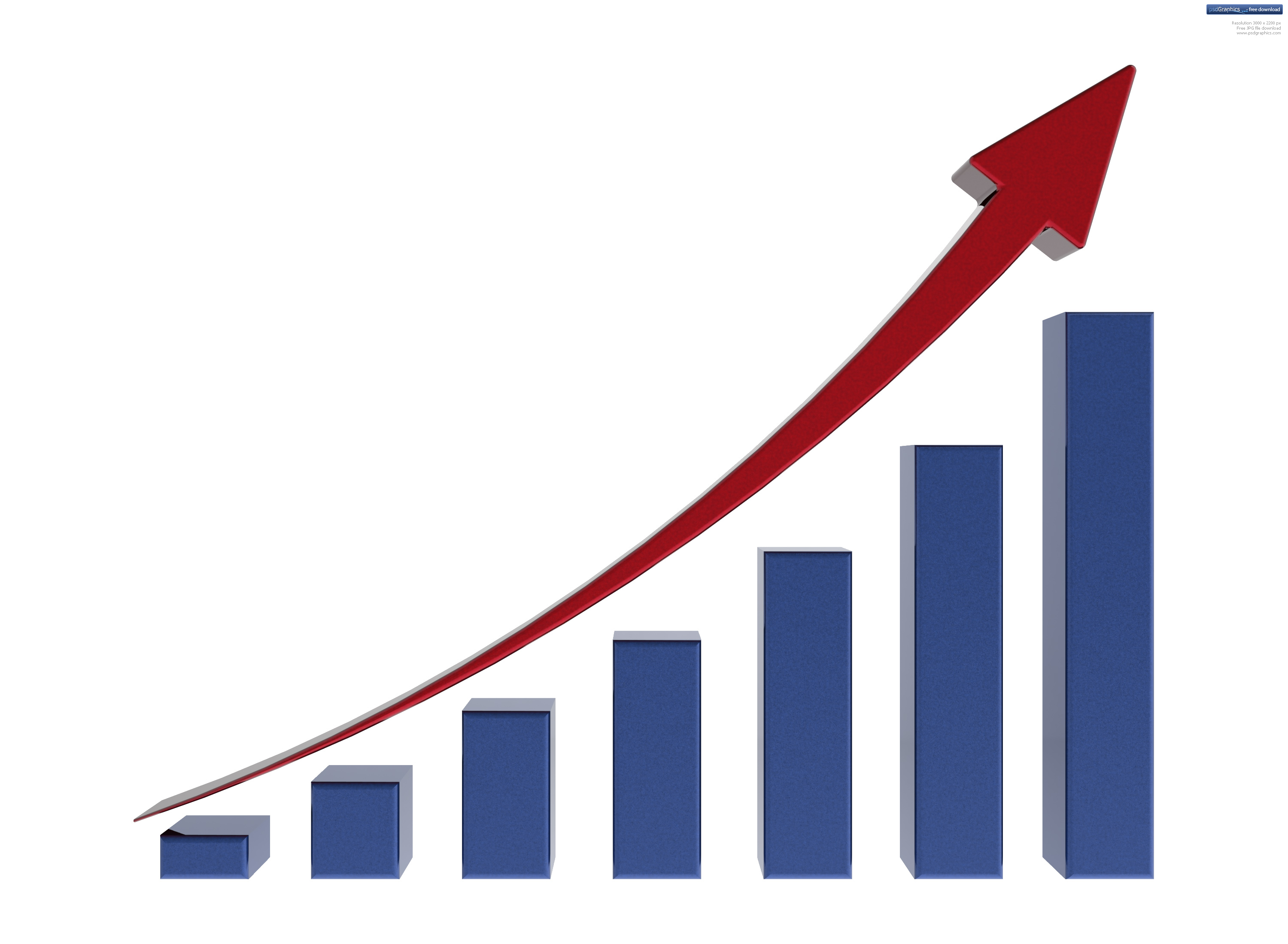Growth Chart   Psdgraphics