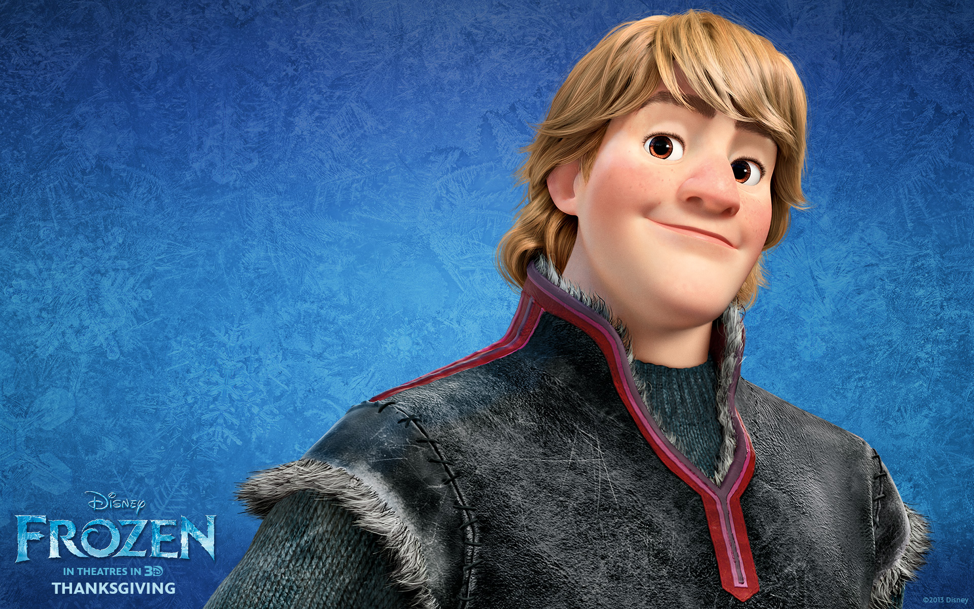 Kristoff From Disney S Frozen Wallpaper   Click Picture For High
