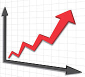 Clip Art Graph Clip Art line graph clipart kid clip art vector chart red arrow