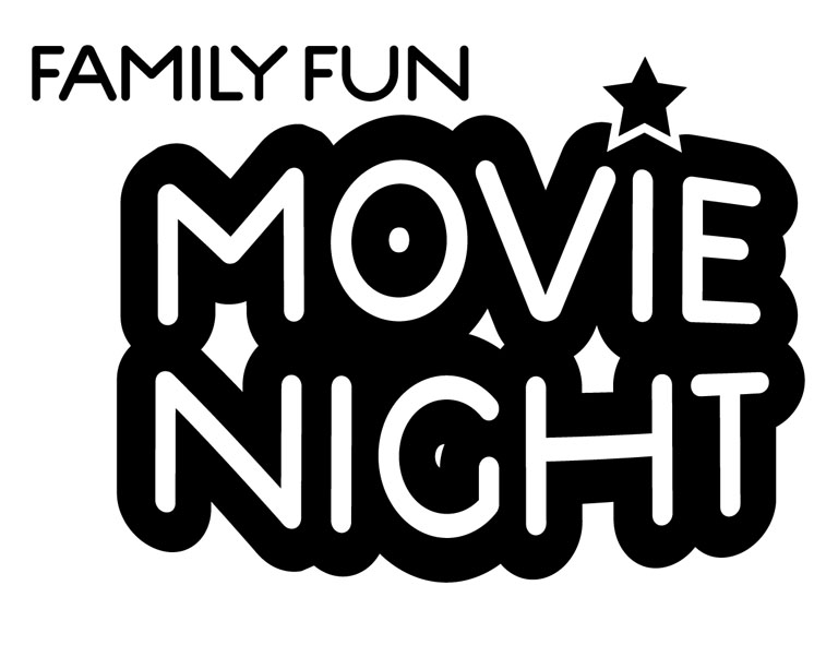 Family Movie Night Clipart - Clipart Kid