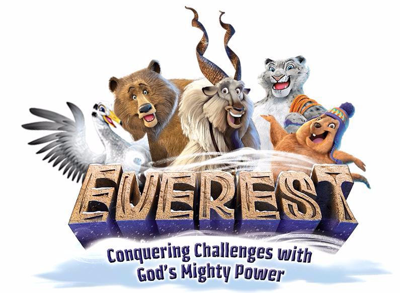 Everest Vbs Characters