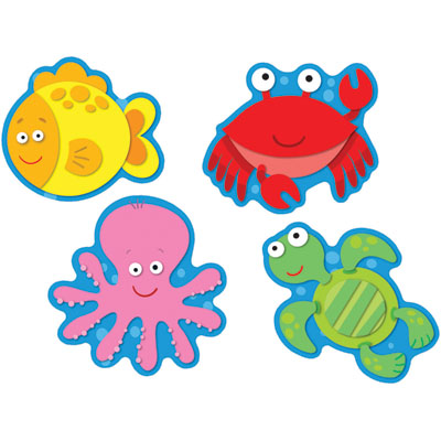 Clip Art Sea Creatures Clipart sea creatures clipart kid 65 images of free life clip art you can use these cliparts