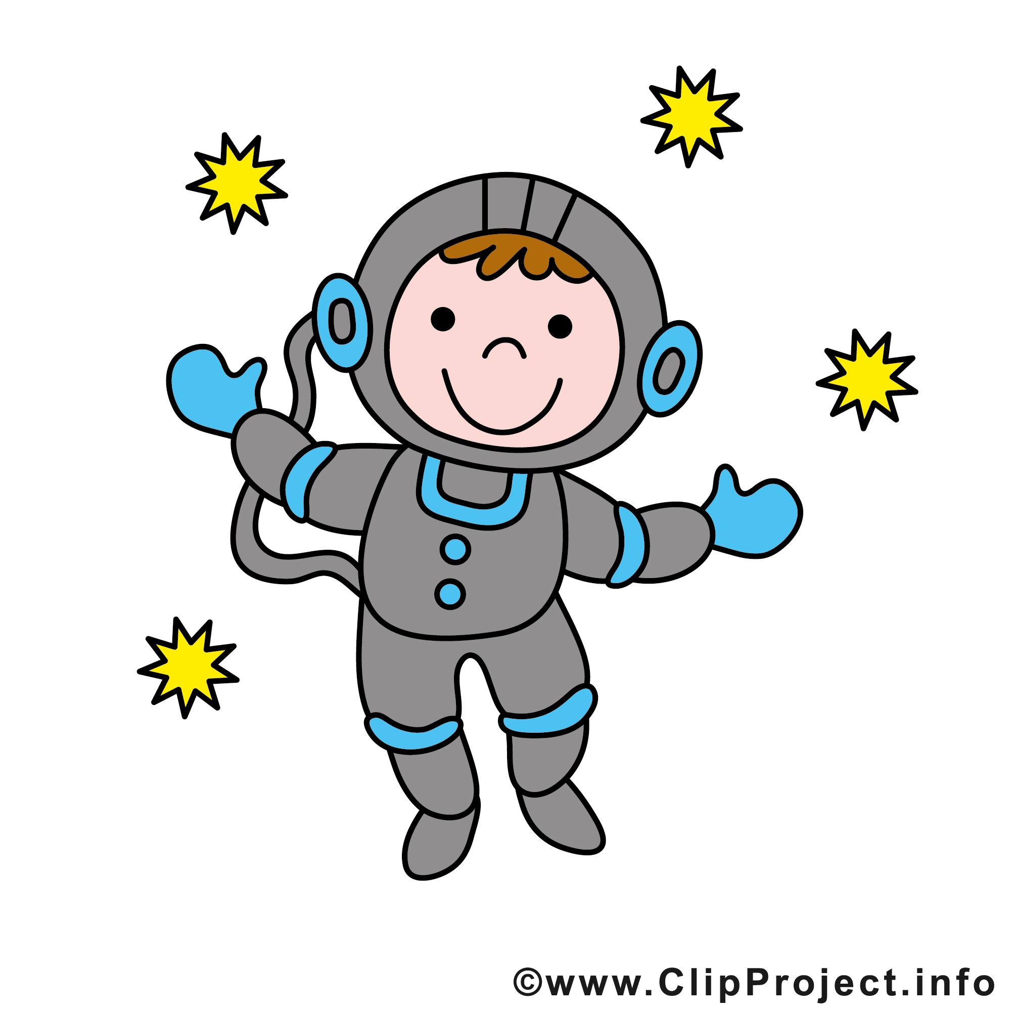 animated astronaut clip art - photo #36
