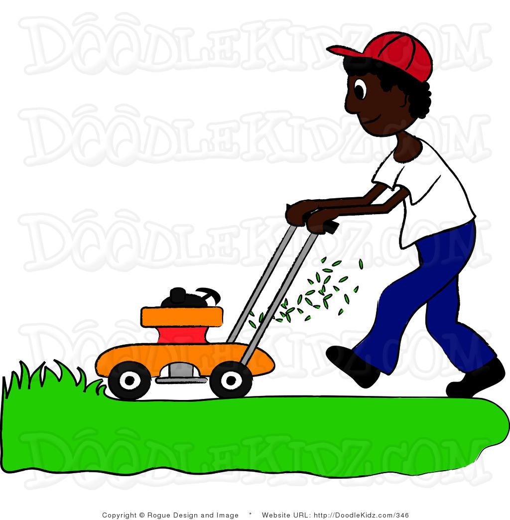 Clip Art Cleaning African American Clipart
