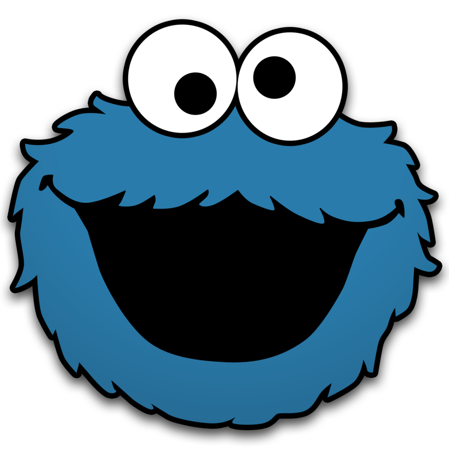 Cookie Monster Cartoon Clipart Best #FYWy6G - Clipart Kid