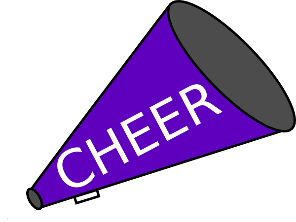 Cheer Bullhorn Clipart - Clipart Kid