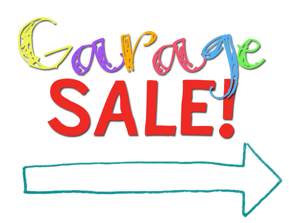Microsoft Yard Sale Sign Png Garage Sale Sign