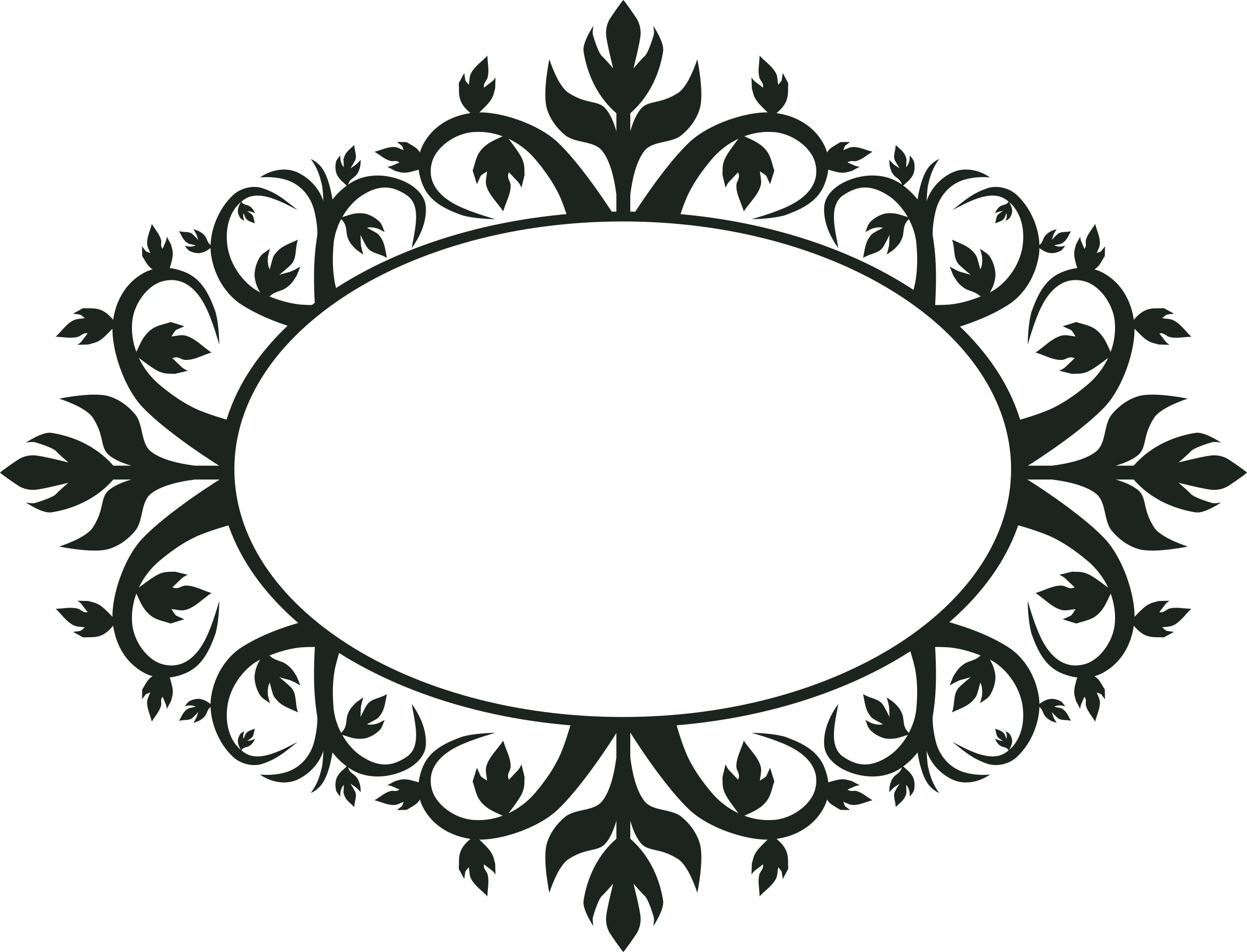 Ornament black and white clipart suggest