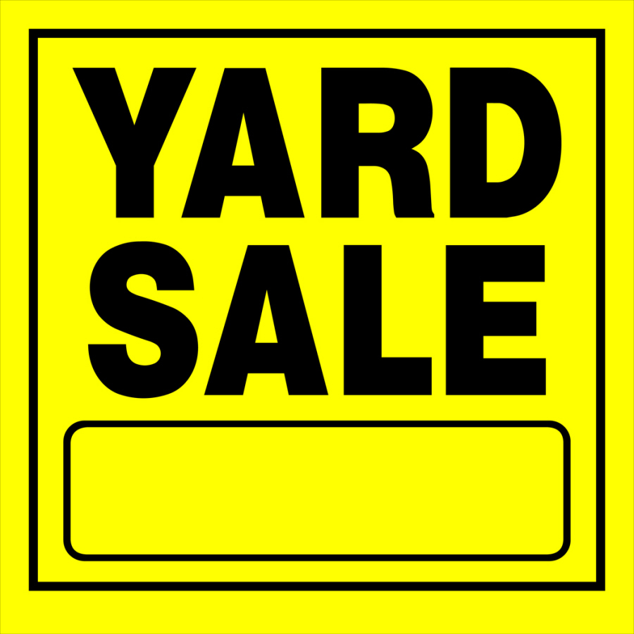 Shop The Hillman Group 11 In X 11 In Yard Sale Sign At Lowes Com