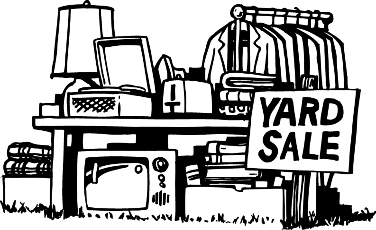 Yard Sale Signs Clipart - Clipart Kid