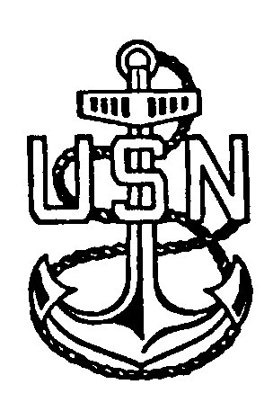 Us Navy Anchor Emblem The Goat Locker Clipart
