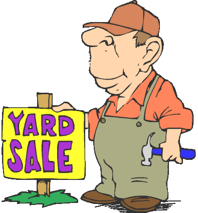 Yard Sale    Fellowship Bible Church
