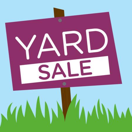 Image result for spring yard sale