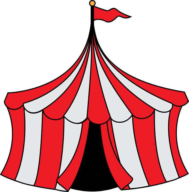 10 Free Clip Art Circus Tent    Clipart Panda   Free Clipart Images