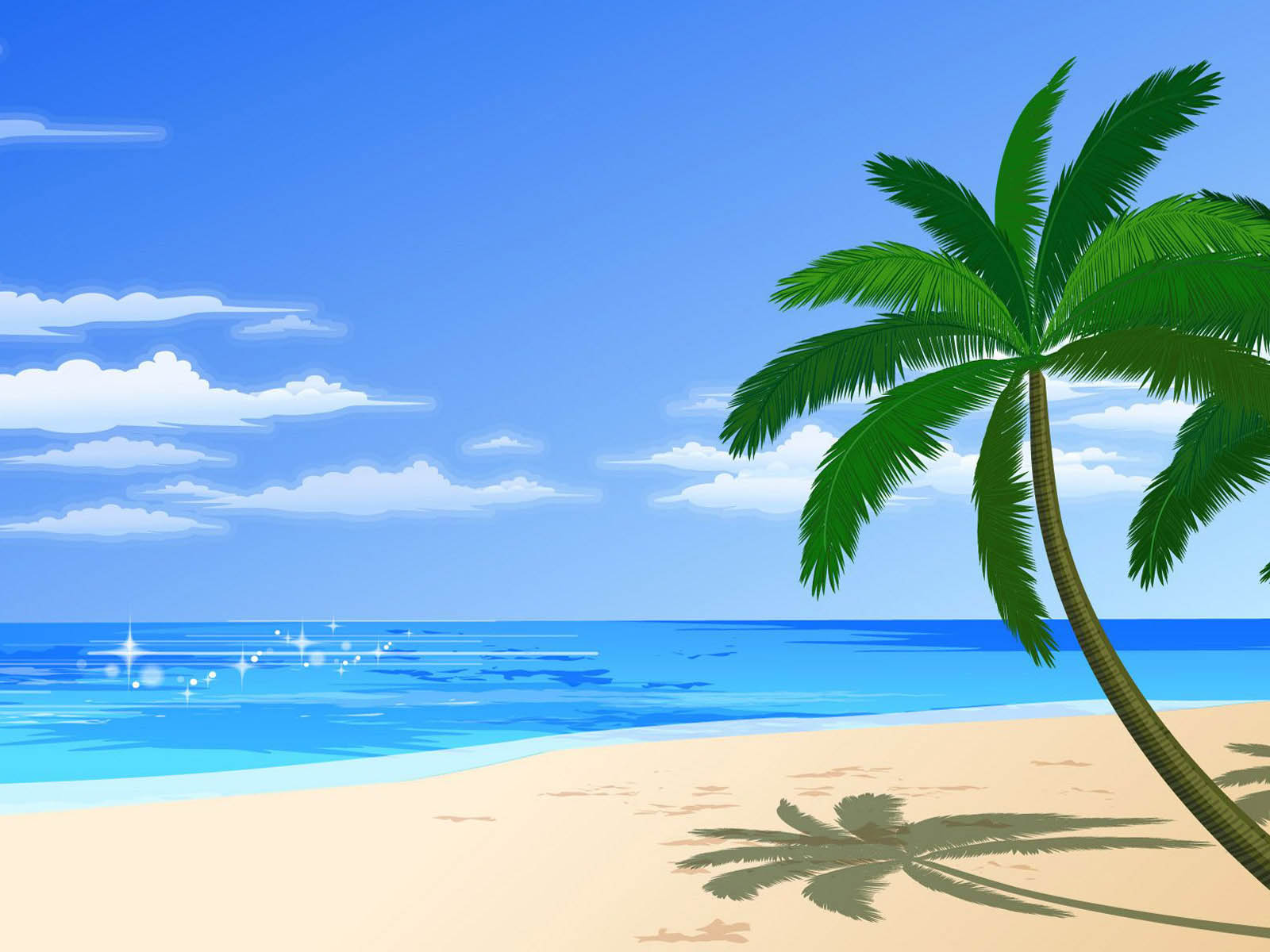 Beach Background Clipart   Download Hd Wallpapers