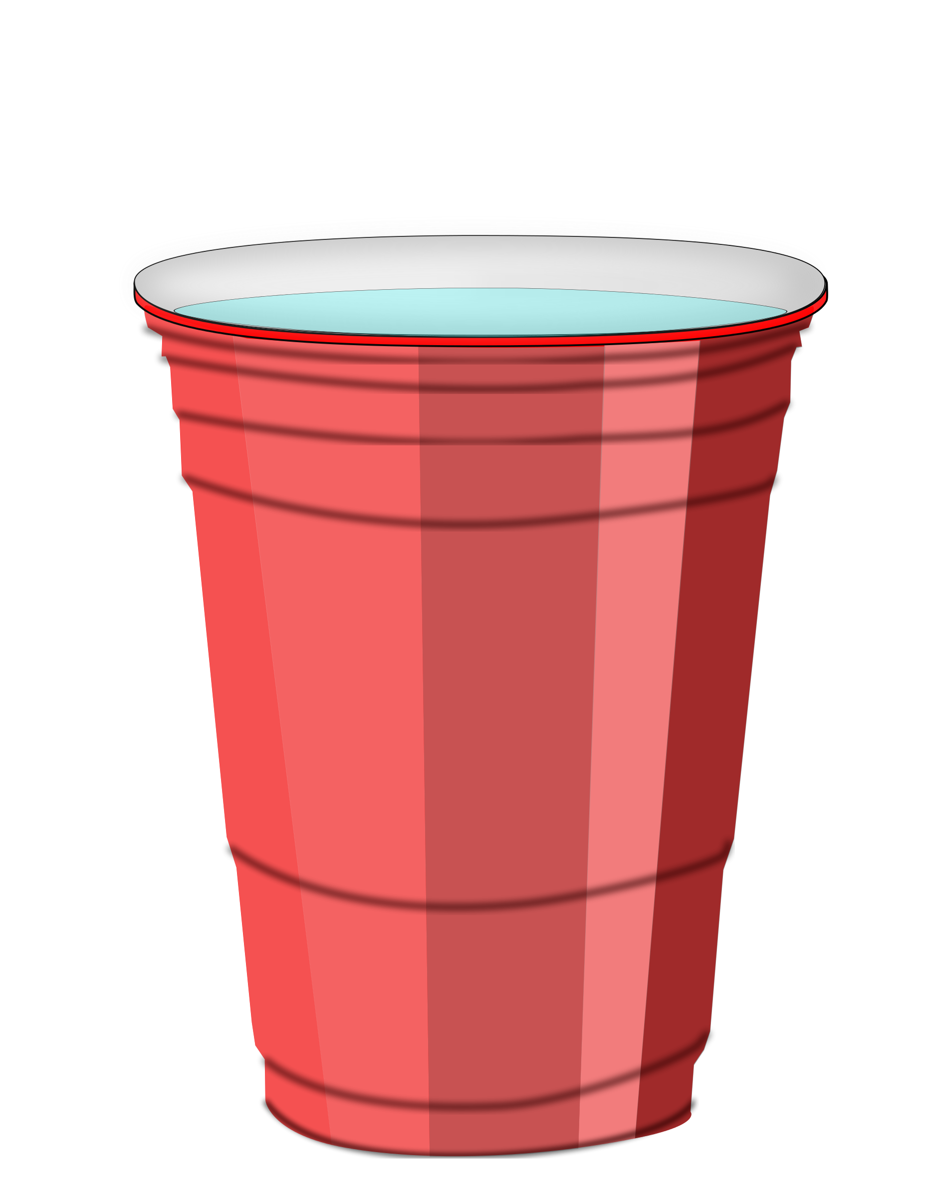 Clear Plastic Cup Clipart   Clipart Panda   Free Clipart Images