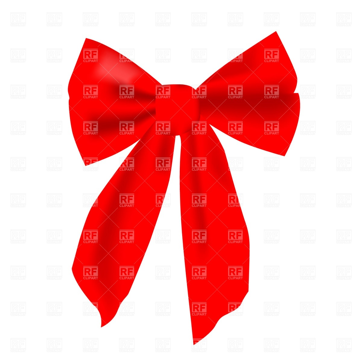 Clipart Catalog   Objects   Red Bow Download Free Vector Clipart