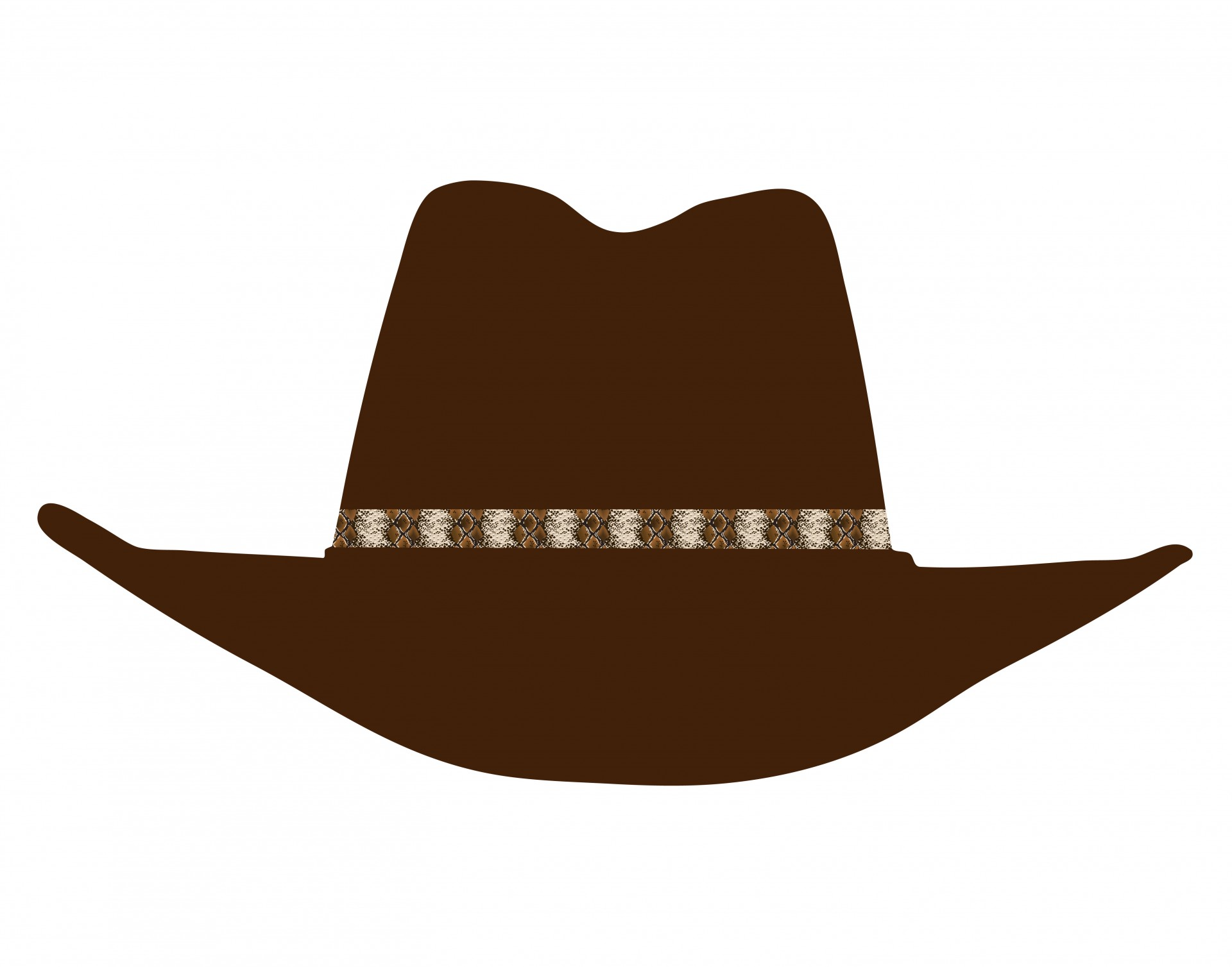 Cowboy Hat Clip Art Free Stock Photo Hd   Public Domain Pictures