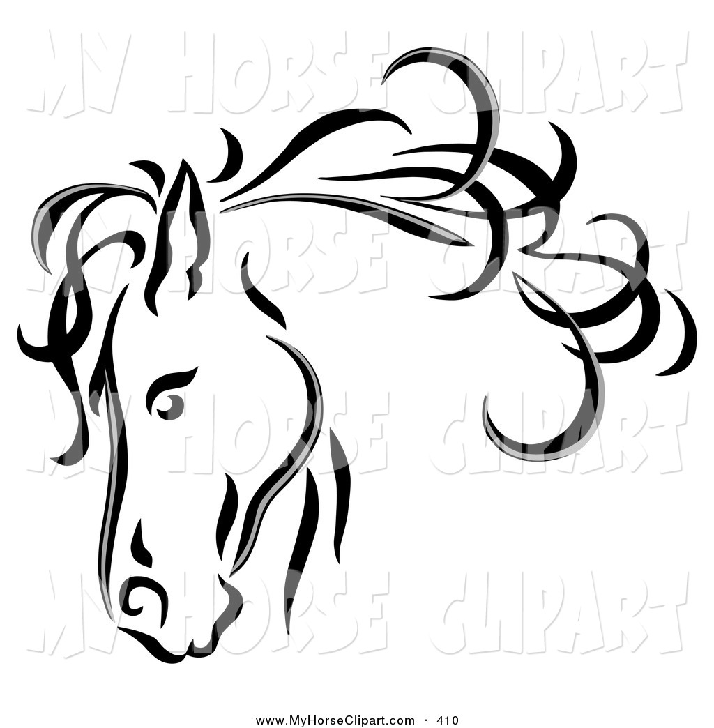 Horse Free Clipart - Clipart Kid