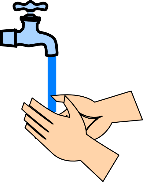 tap dripping water clip art