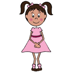 Girl Student Clipart   Clipart Panda   Free Clipart Images